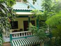 Chambres et terrasses
