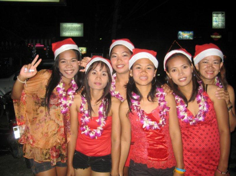 fête-Noel Karon-Kata Phuket