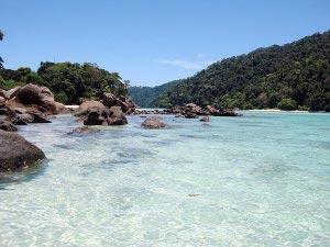Koh Bon - Les îles à proximités de la pointe sud de Phuket