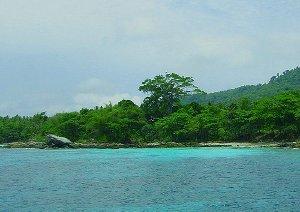 Koh Racha Noi - Les îles du sud de Phuket