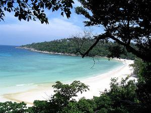 Koh Racha Yai - Les îles à la pointe sud de Phuket