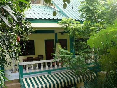 Guesthouse Karon plage - Green Home Phuket
